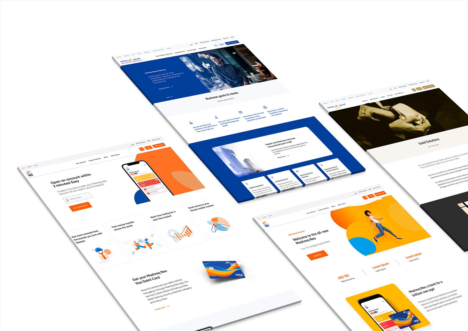 mashreq-website-neo-business-gold